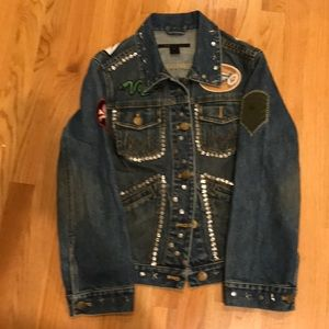 Marc Jacobs vintage studded jacket